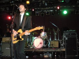 Will Dailey at the Paradise Rock Club in 2011